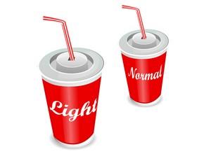 Le mythe des sodas light pour éviter la prise de poids