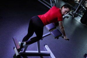 grossir des fessiers avec musculation