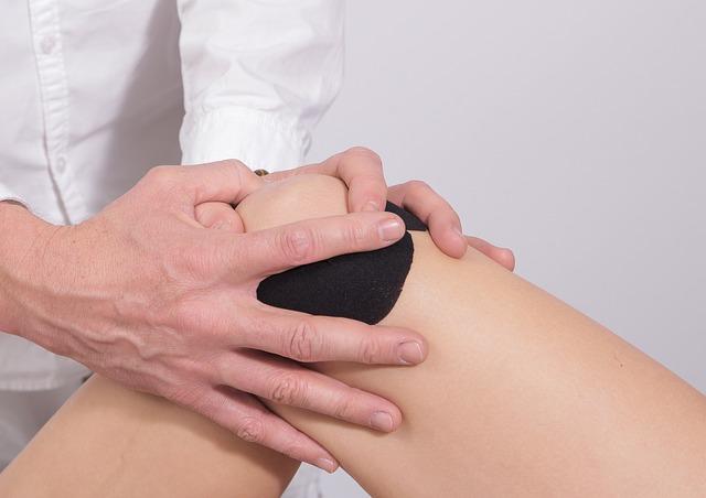 genoux douloureux